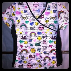 Women's uniform top